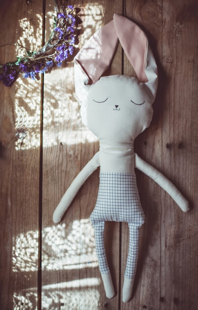 rag doll, hecho a mano, nursery room