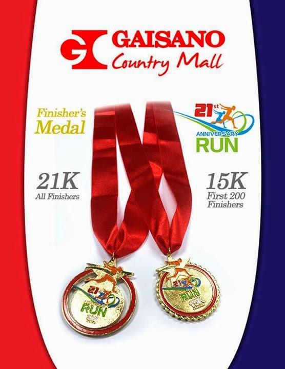 Gaisano-Country-Mall-21st-Anniversary-Run-Medals