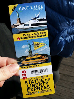 Statue of Liberty Express Ticket