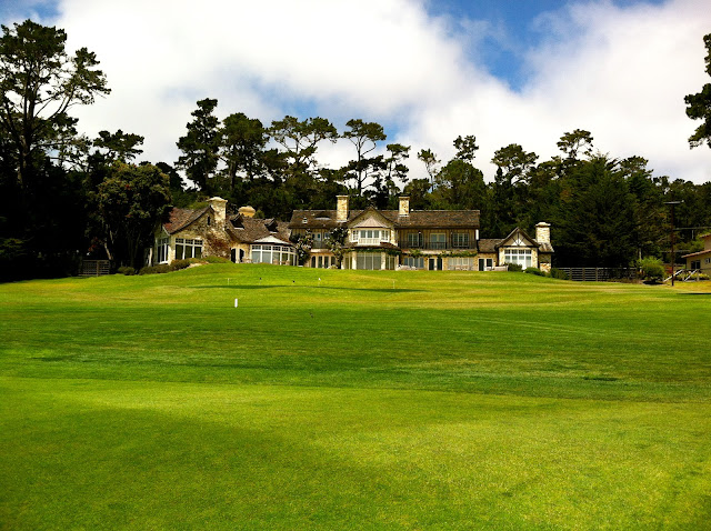 Pebble Beach Bing Crosby Home