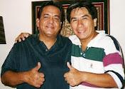 Tito Gómez y Daniel Martinez El Chino