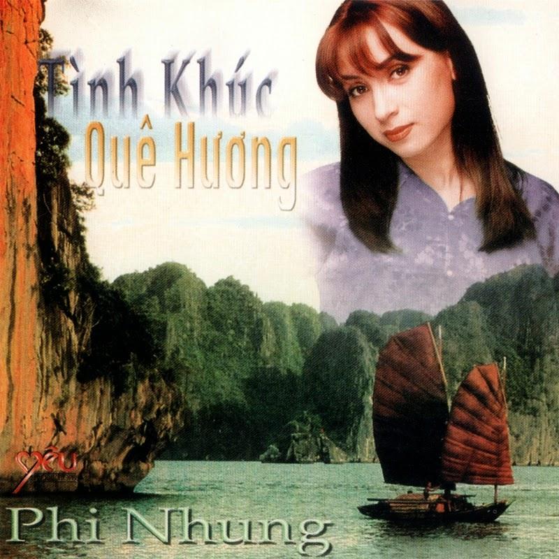 Yêu CD - Phi Nhung - Tình Khúc Quê Hương (NRG)
