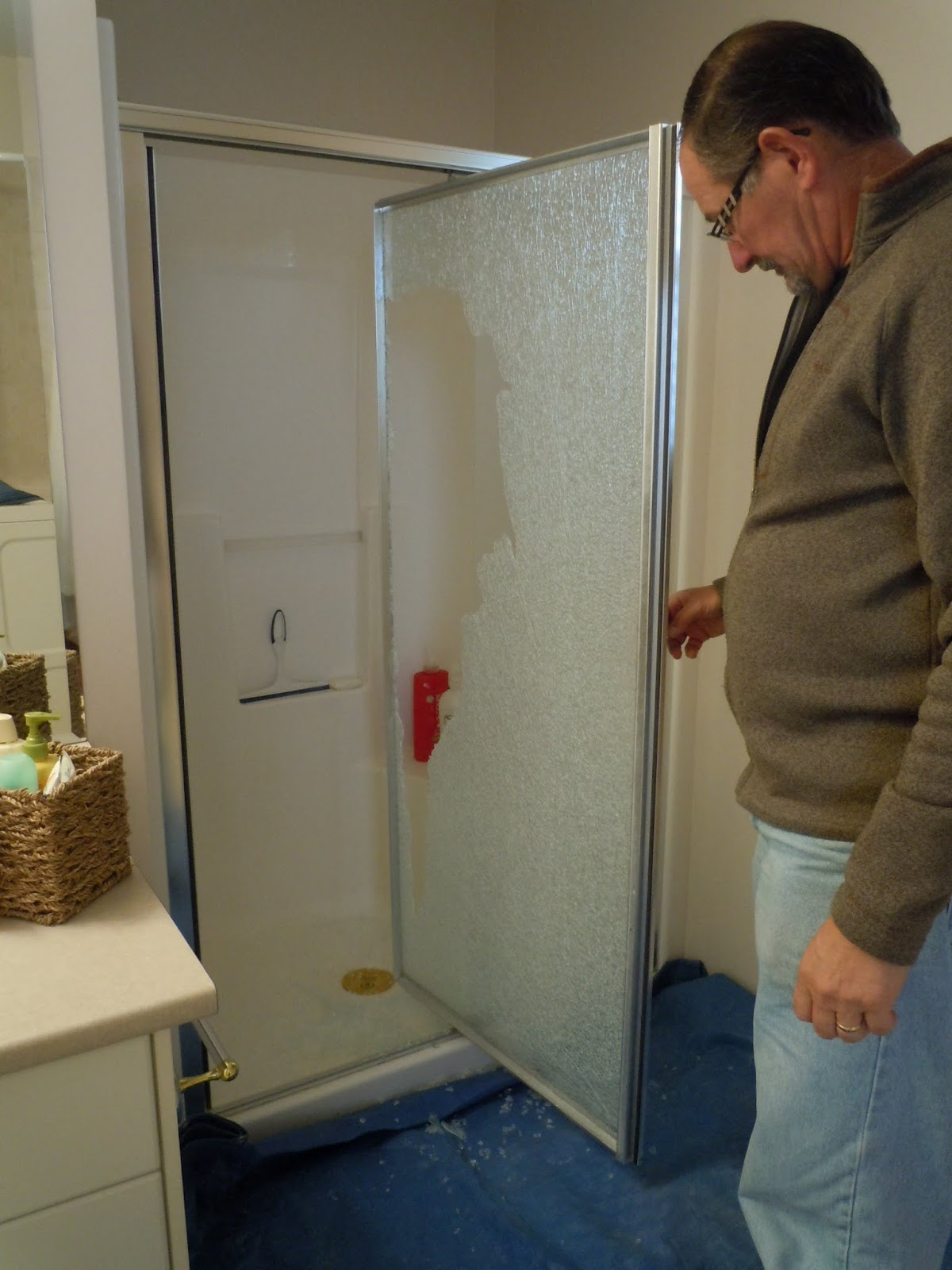 how to replace shower stalls in an rv ehow home design idea