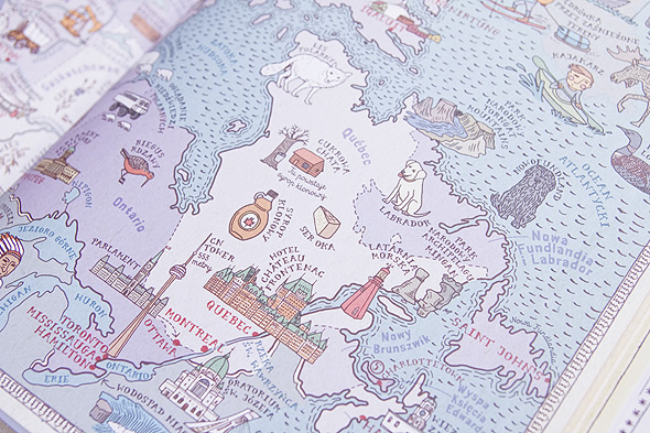 Mapy Mizielińskich