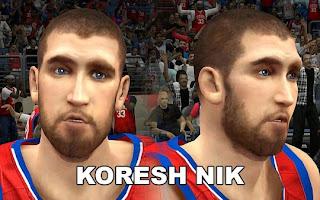 NBA 2K13 76ers - Spencer Hawes