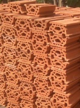 Sampel Bata Keraton atau Ceiling Brick