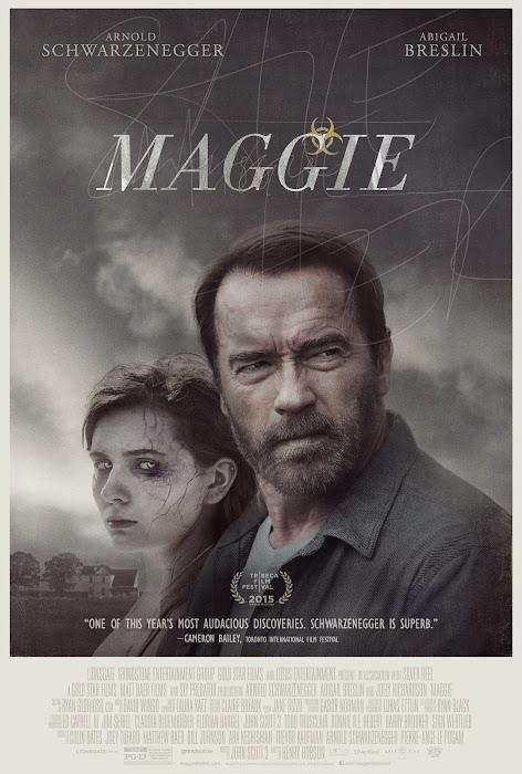 ตัวอย่างหนังใหม่ : Maggie (ซอมบี้ลูกคนเหล็ก) ซับไทย poster