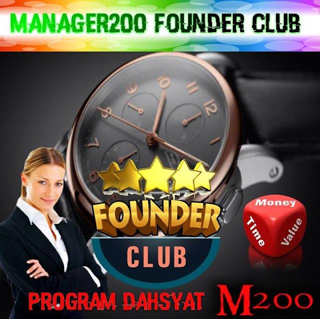 Bisnis Online M200 Charity