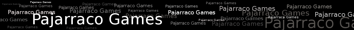 Pajarraco Games