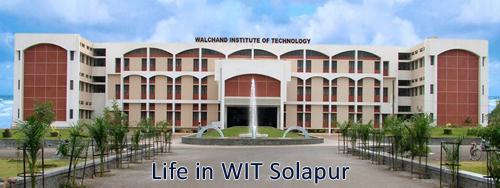 WIT Solapur
