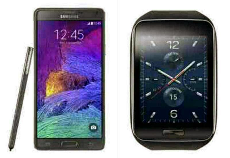 Samsung Galaxy Note 4 and Gear S Official PH Prices, Php37,990 and Php15,990 Respectively