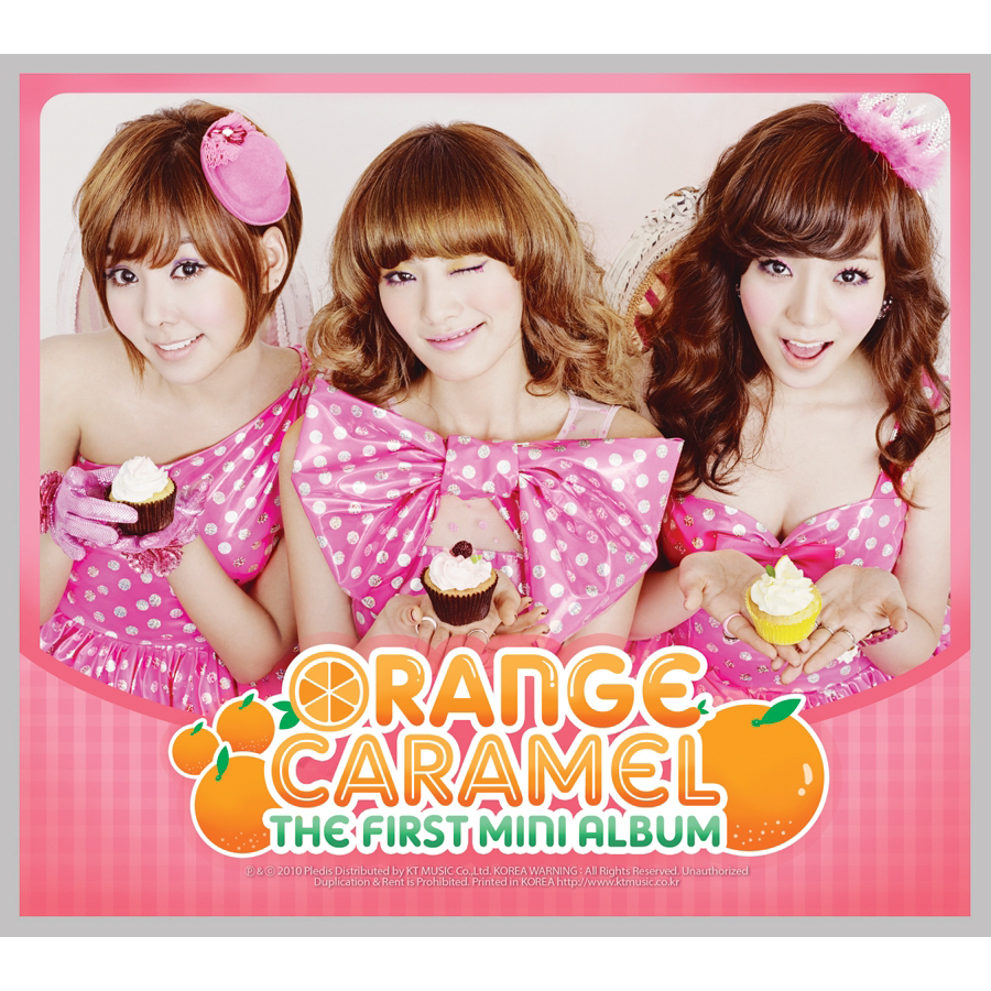 [EP] Orange Caramel – The First Mini Album (FLAC)