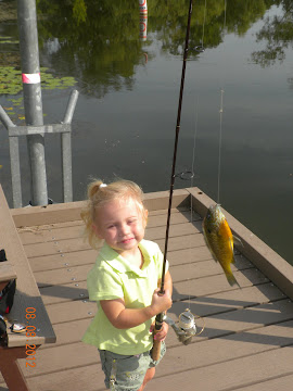 Big Fish for little Annia!