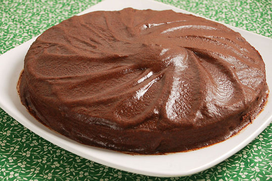 How To Make A Chocolate Cake