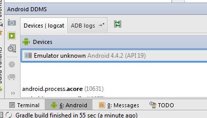 Blusetack di Android Studio