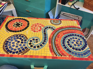 Adding the tiles