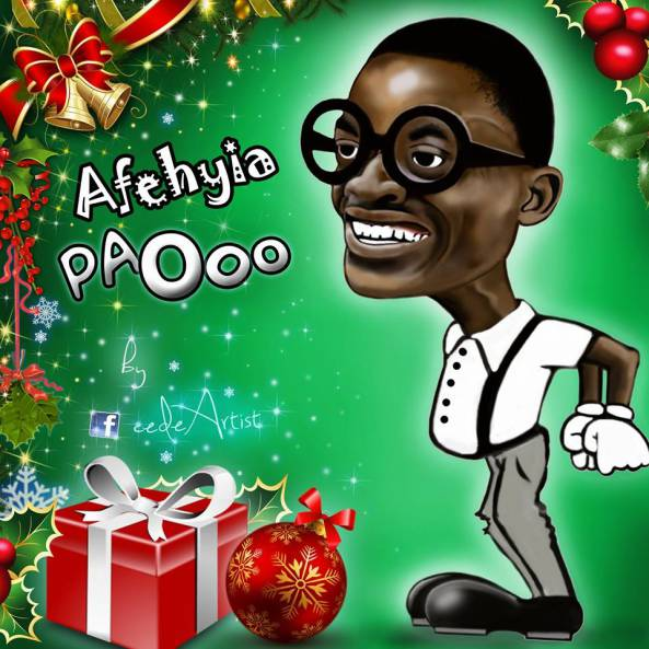 Merry Christmas - Afehyia pa with Song and LYRICS