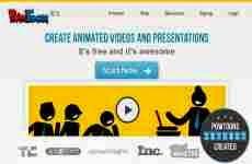 PowToon: web para crear videos animados y presentaciones online