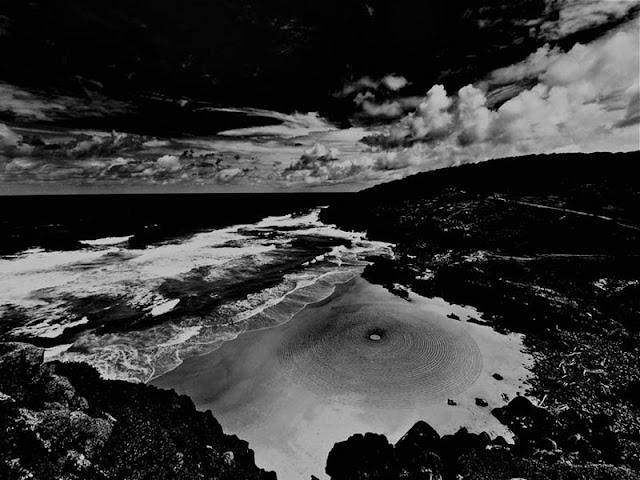 The Colossal Land Art of Jim Denevan