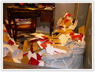 NK julskyltning önskelistorna bild 2