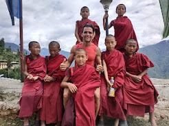 * Phajoding Monastery , Bhutan*