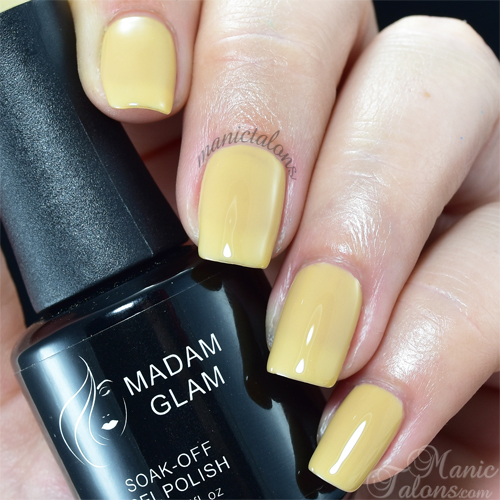 Madam Glam That Thin Line Swatch