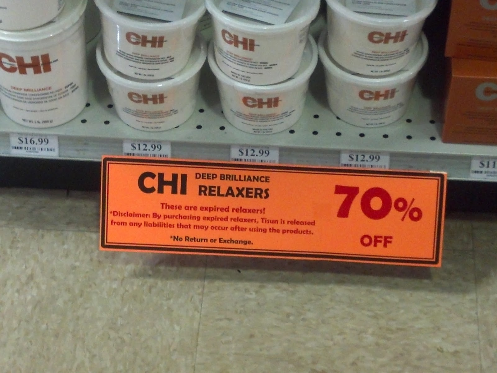 PhenomenalhairCare Are Expired Relaxers Safe To Purchase And Use