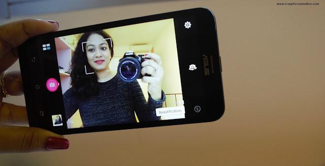 asus zenfone 2 laser camera settings