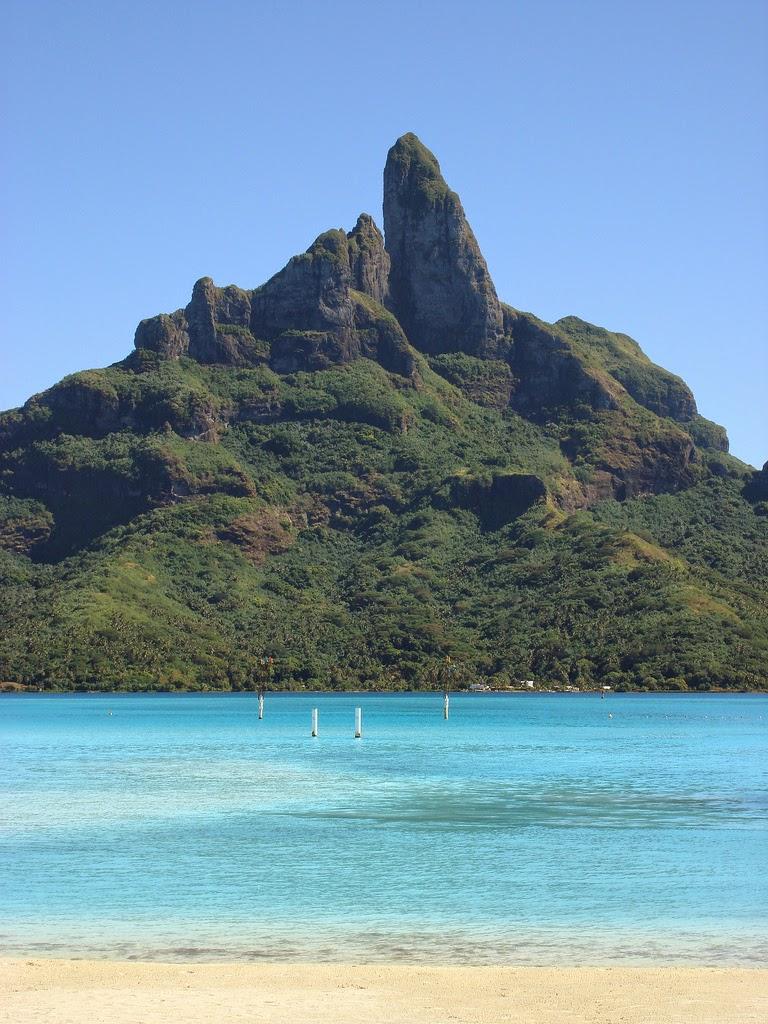 Monte Otemanu – Polinesia Francesa