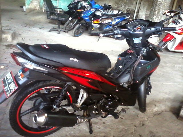 2008 Modifikasi Honda Revo