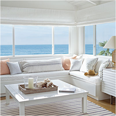 Coastal Living Room Design Ideas