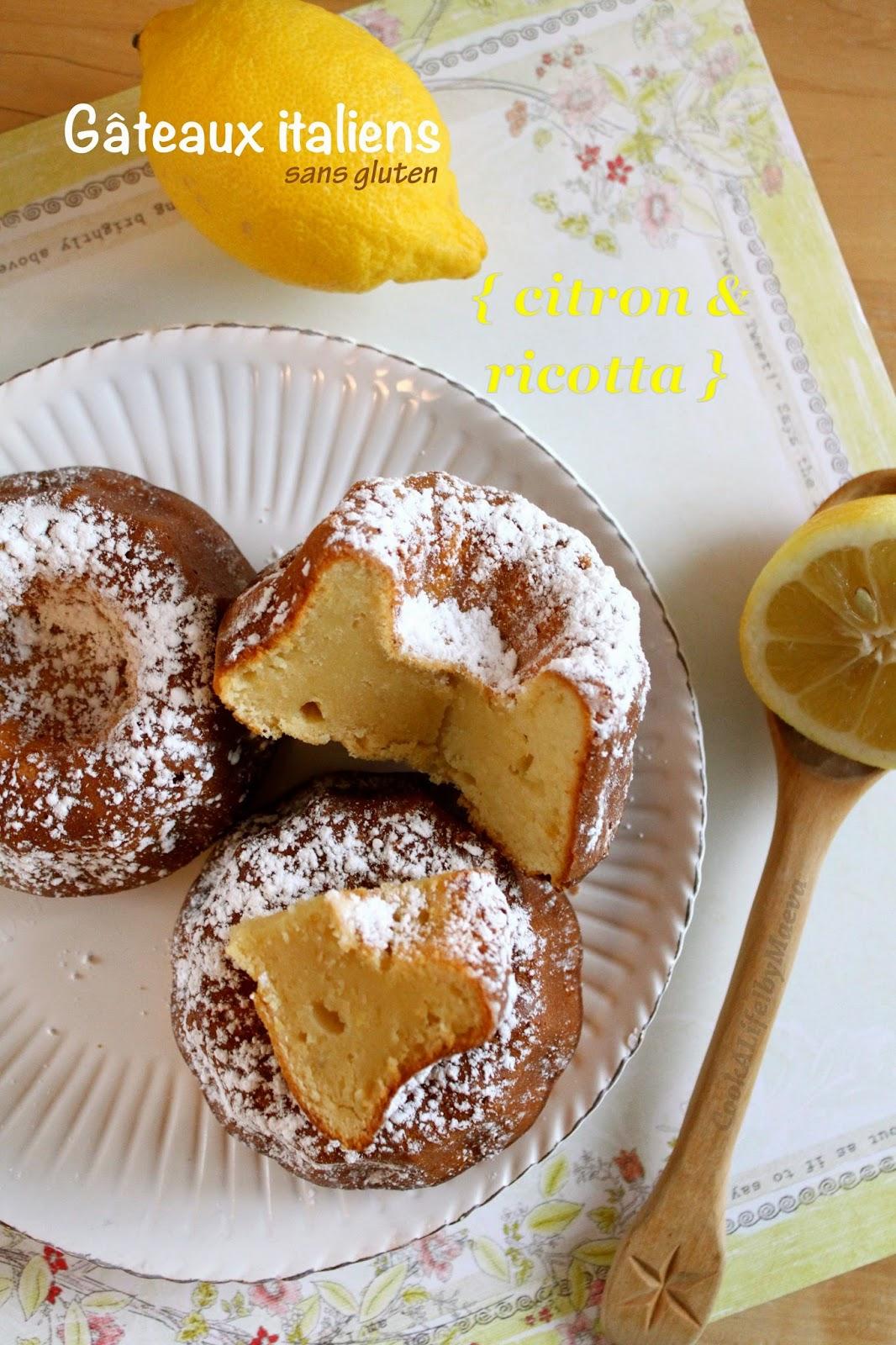 Recette dessert italien leger