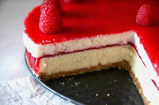 Cheesecake Ispahan