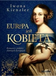 Europa jest kobietą. Iwona Kienzler - okładka