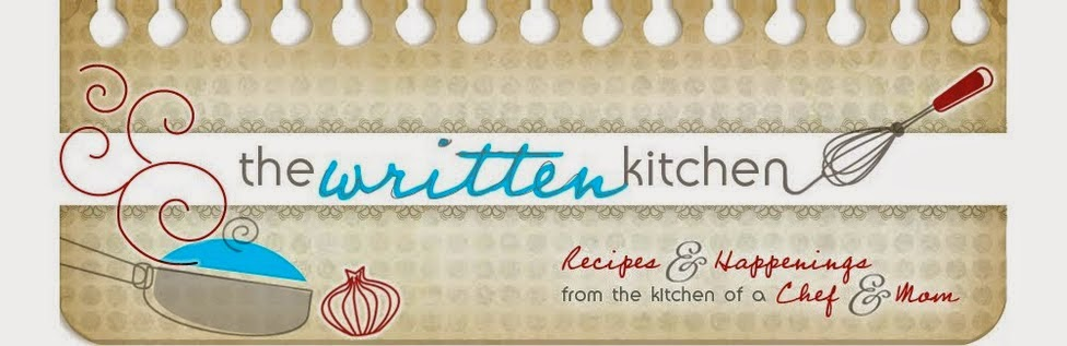 the written kitchen