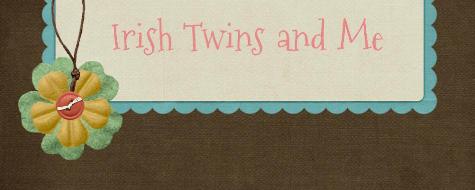 Irish Twins and Me