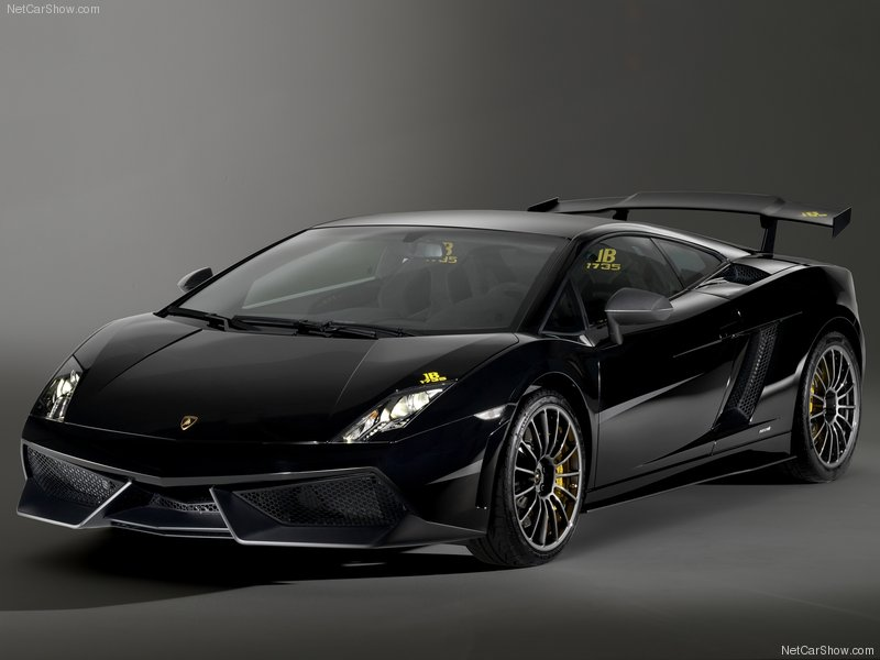 2011 Lamborghini Gallardo LP570-4 Blancpain Edition