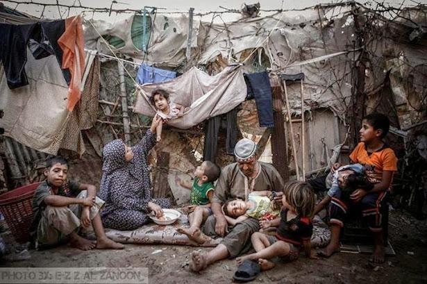 GAZA  URGENTE FAMILIAS