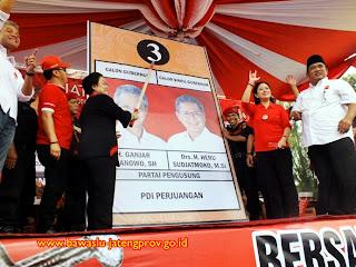 foto pilkada PDI Perjuangan