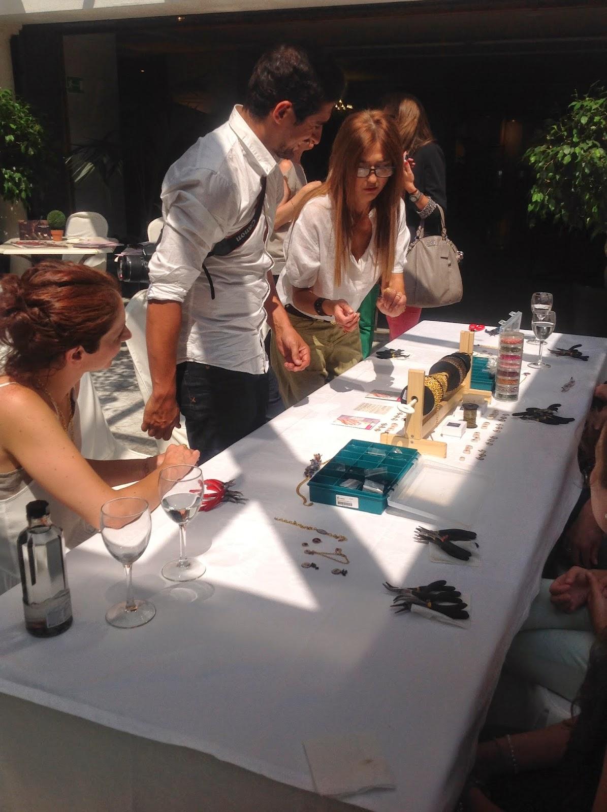 Evento, SModa, Ginger & Velvet, Bourjois, Hotel Miguel Ángel, belleza, moda, complementos, joyeria, street style, fashion style, life style, Carmen Hummer