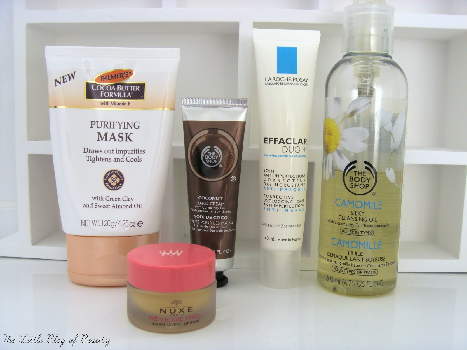 Top products of 2014 - Skincare