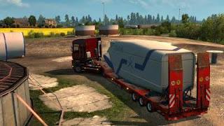 Game PC Euro Truck Simulator 2 1.18.1s (25 DLC) 2015 Terbaru