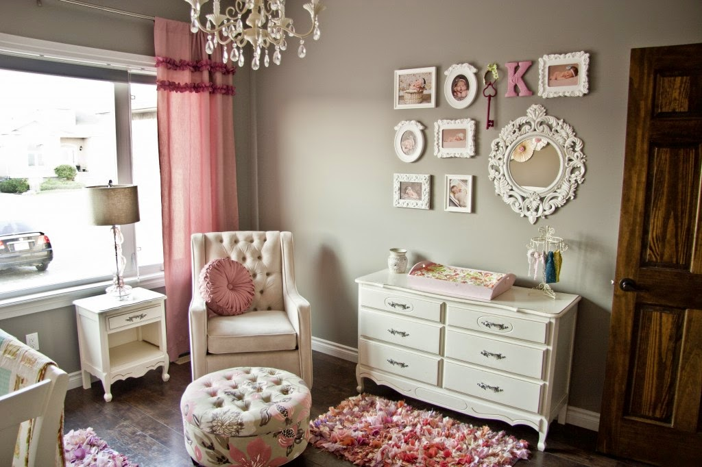 Decoração vintage para quarto de casal Mari Beleza Pura