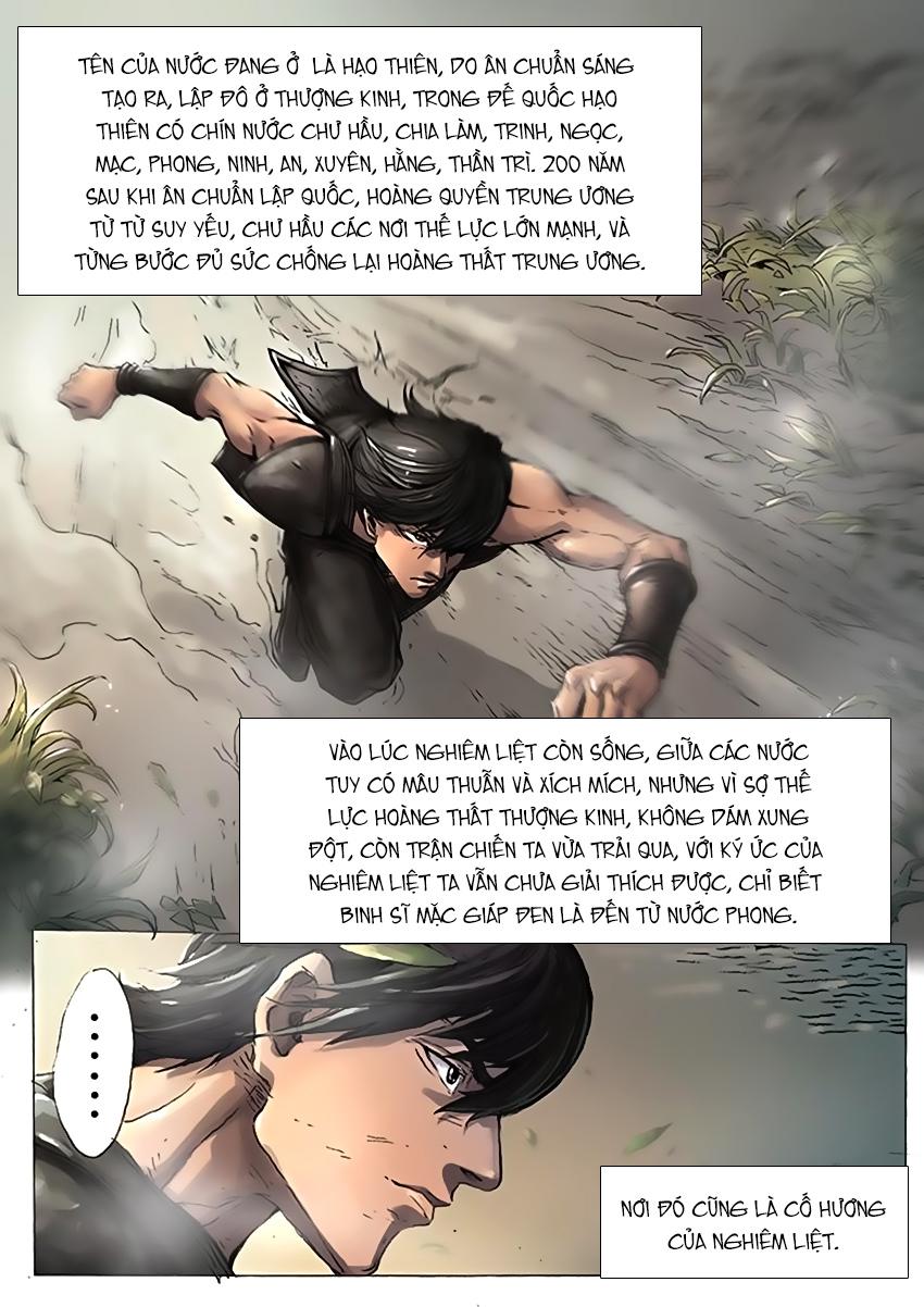 Đường Dần tại Dị Giới trang 21