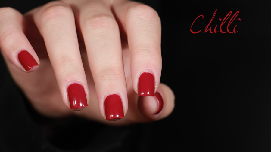 vernis jelly hi shine chilli barry m