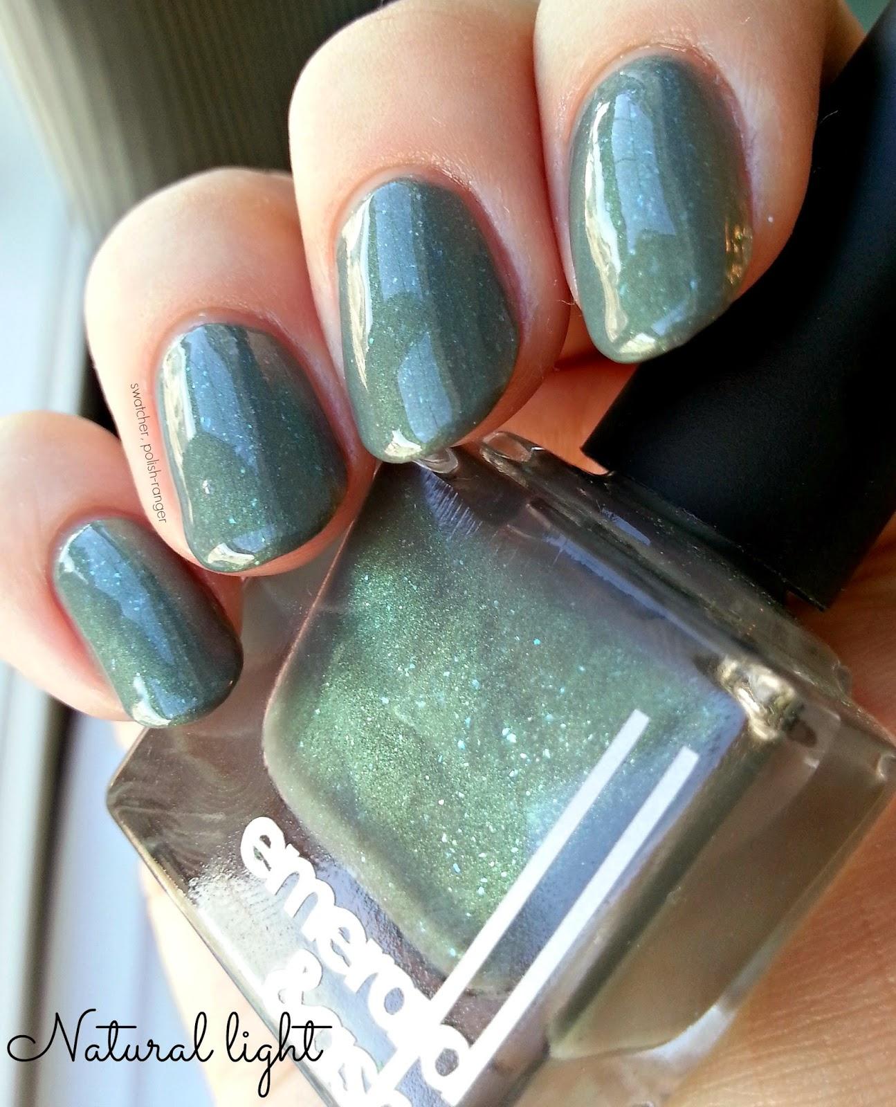 Emerald & Ash Ash & Emerald swatch