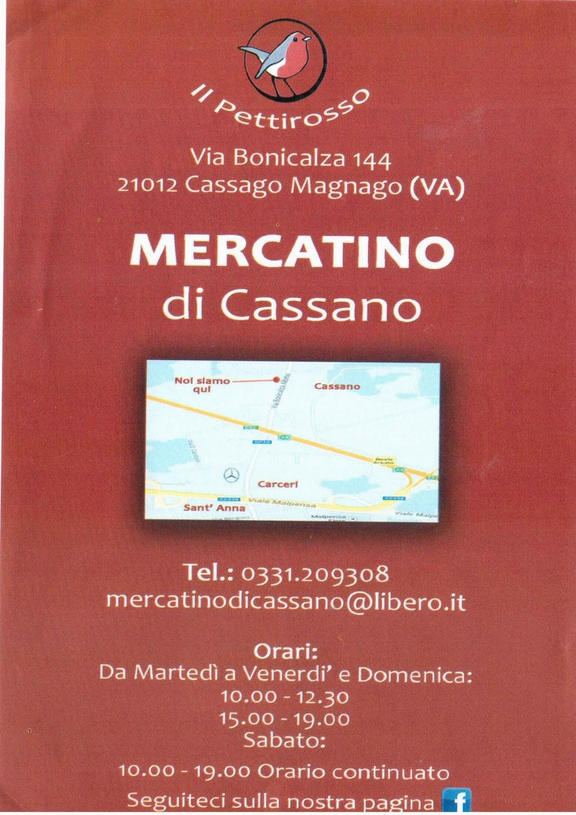 Il Volantino Del Mercatino Di Cassano Magnago