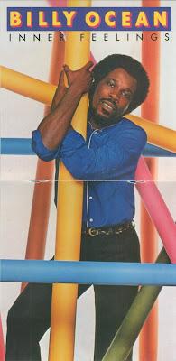 Ocean , Billy - Inner Feelings (1982) CD EXPANDED