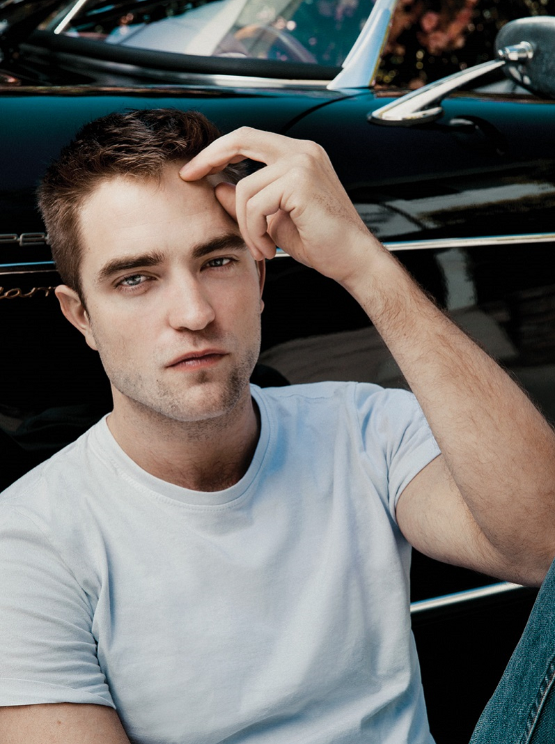 Robert Pattinson Life: Jamie Dornan Mentions Rob in an Interview with ... Robert Pattinson