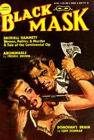 image: BLACK MASK - Mystery Reviews
